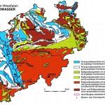 Grundwasserleiter in NRW